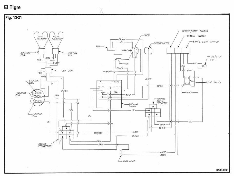Kawasaki 300 Wiring Diagram on wiring diagram 1973 puma