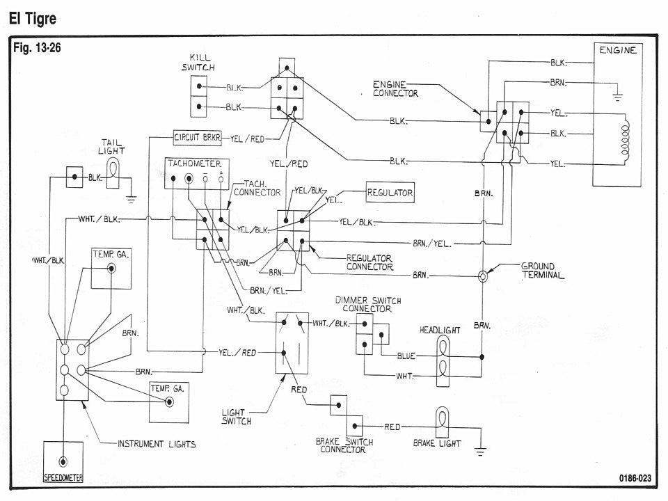 74TiggerWiring arctic cat 1973 arctic cat cheetah 440 wiring diagram at n-0.co