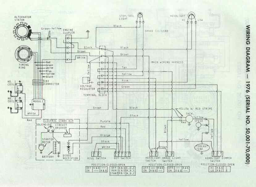 1977 yamaha enticer 250 wiring diagram illustration of wiring rh davisfamilyreunion us 1979 Yamaha XS650 Wiring-Diagram 1979 Yamaha XS650 Wiring-Diagram