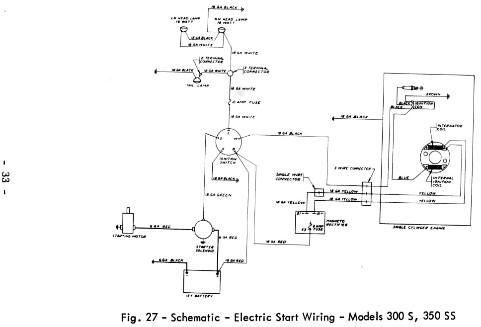 Mf 35 Wiring Diagram