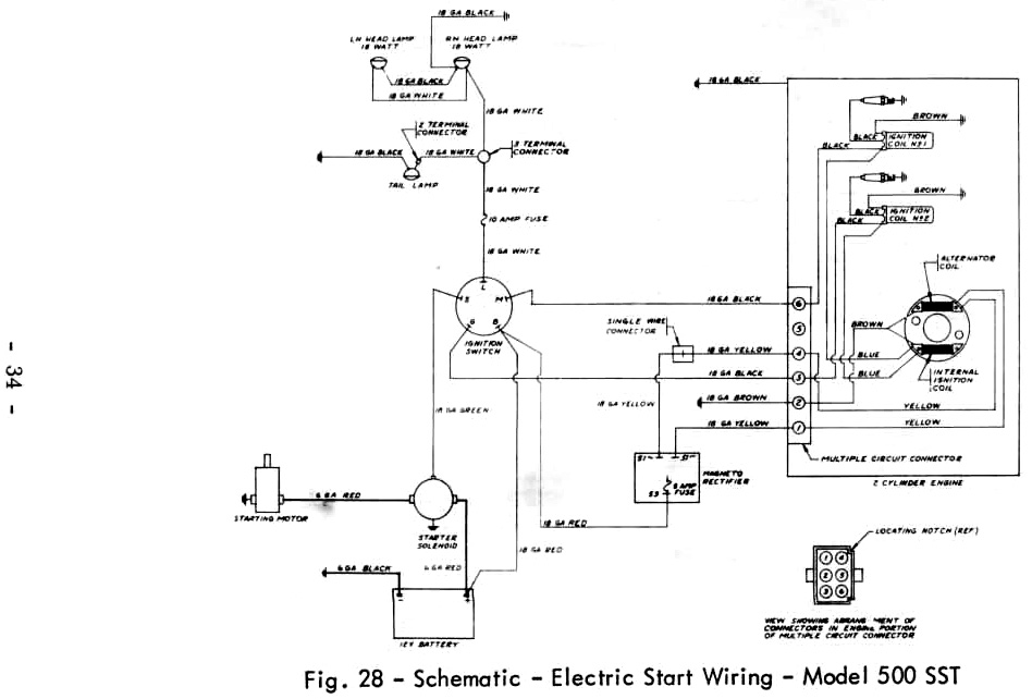 john deere alternator wiring diagram with Mf on RepairGuideContent moreover Engine and jet drive moreover 12 Volt Tractor Wiring Diagram besides Onan Generator Wiring Diagrams together with S692542.