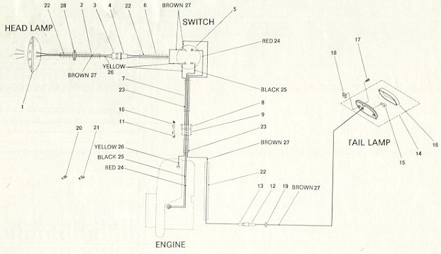 tundra 250 wiring diagram