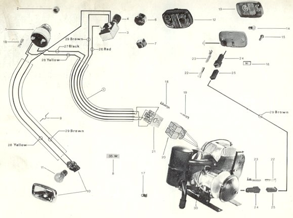 69 Olympique 320 Manual ski doo 1990 ski-doo safari wiring diagram at bakdesigns.co