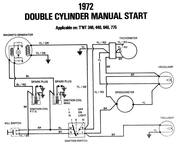 wiring diagram polaris indy deluxe 340
