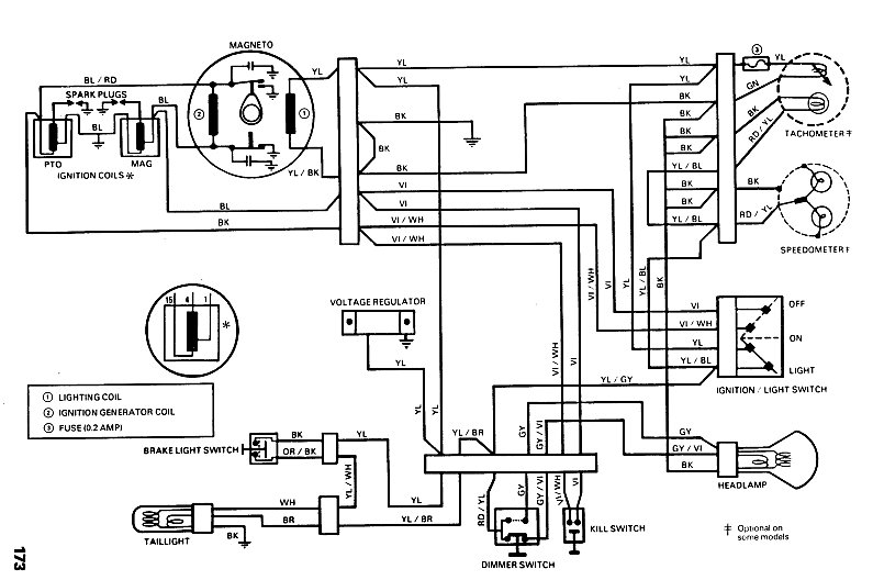 75_340fcwiring ski doo Basic Electrical Wiring Diagrams at soozxer.org