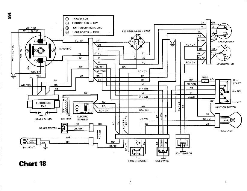 06 ski doo wire diagram wiring diagrams rh 11 shareplm de Moto-Ski Ultrasonic 1970 Moto-Ski